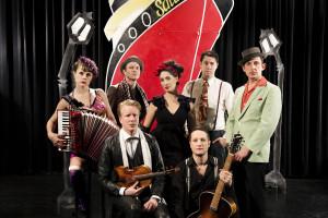 Darya & Månskensorkestern 2014
